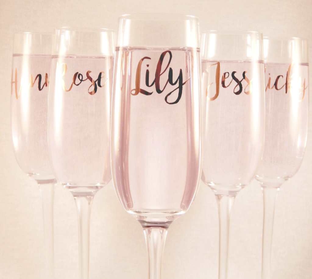 cheap and small gifts for bridesmaids