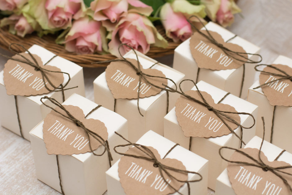 small gifts for wedding guests