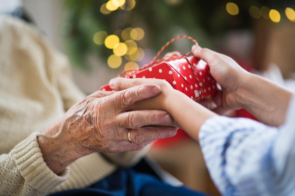 thoughtful small gifts for elderly people